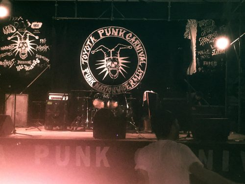 STAGE - TOYOTA PUNK CARNIVAL 2016
