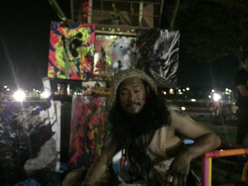 YU-YA (SYSTEM FUCKER) - TOYOTA PUNK CARNIVAL 2016